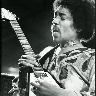 Jimi Hendrix Mix #2: The New Rising Sun (1967-70) | SCV Podcasts 187