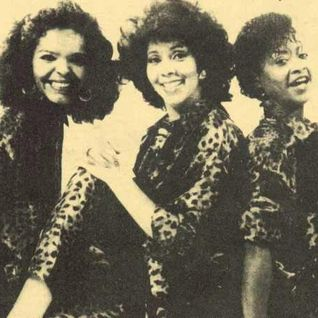 """The Way It Is"" - The Three Degrees with new member Rea Harris - Capital Radio, London UK 1987."