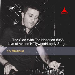 The Side 056 Live @Avalon Hollywood/Lobby Stage (August,20th,2016)