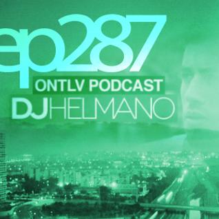 ONTLV PODCAST - Trance From Tel-Aviv - Episode 287 - Mixed By DJ Helmano