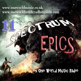 Spectrum 11 Epics