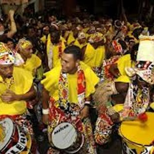 Afro-brasileira -  Primeira Parte - (Blocos Afros)