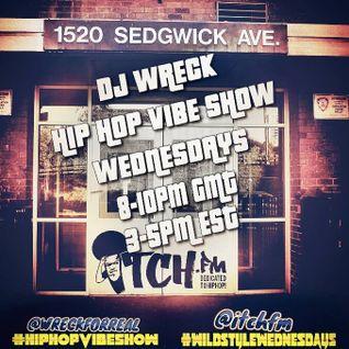 DJ Wreck - Hip Hop Vibe Show 55