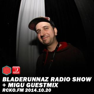 BLZ Radio Show w/ MIGU + Mentalien @ RCKO.FM 2014.10.20