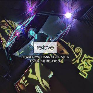 Lowkey back2back Danny Gonzales - Live @ The Belasco 8/12/16
