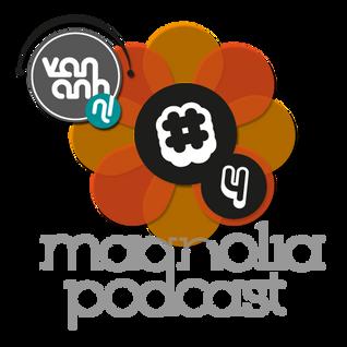 Magnolia Podcast #4 - Drole d'envie d'Amour by Van Anh & Taras van de Voorde