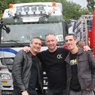 City Parade 2014 Dave Kane With David M & Mass Leone Tank Old School Retro House Party