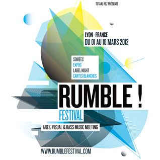 Rumble Festival // Skeptical Fabric Live Mix