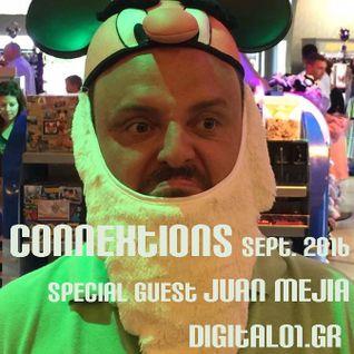 Connextion feat. Juan Mejia September 2016