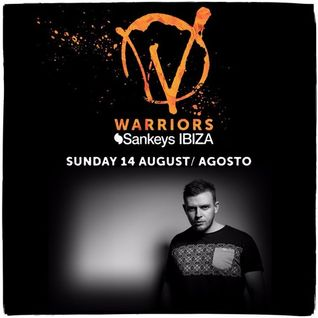 SEFF - Live From VIVa Warriors @ Sankeys Ibiza (14/08/2016)
