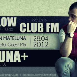 Ivan Mateluna Special Guest Mix @ Club FM with DJ Fellow [28.04.2012]