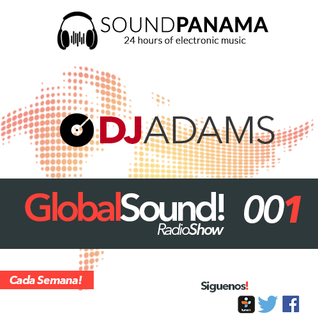 Global Sound! 001 - Radio Show