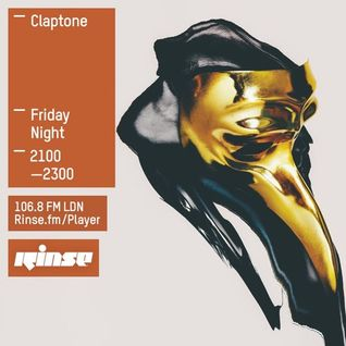 Claptone – Rinse FM Podcast - 9th October 2015