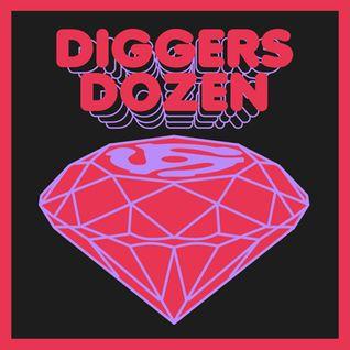King Knut (Servant Jazz Quarters) - Diggers Dozen Live Sessions (January 2016 London)