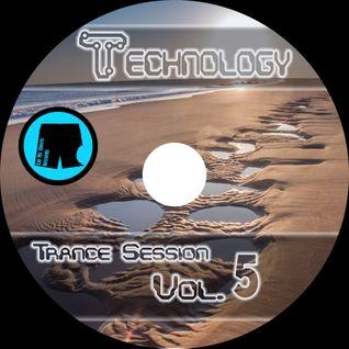 DJ Technology - Trance Session Vol. 5 - 24-03.2016