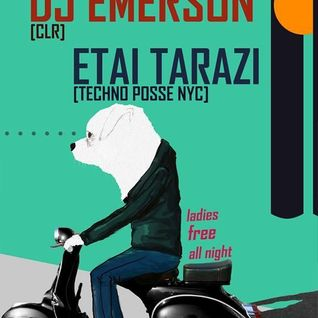 Etai Tarazi Live @ TreeHouse Miami Sept 11th 2013