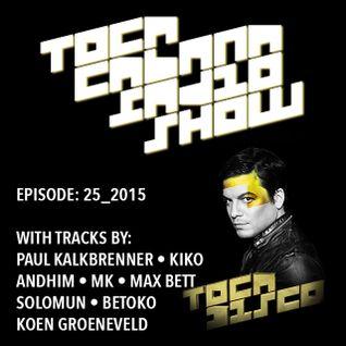TOCACABANA RADIO SHOW 25_2015