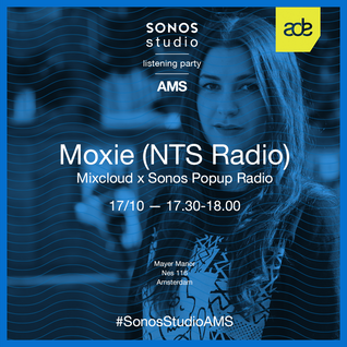 Mixcloud and Sonos present The Art of Curation: Moxie