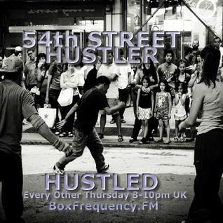Hustled Radio Show 001 with Guest Mix from Jake Neutron