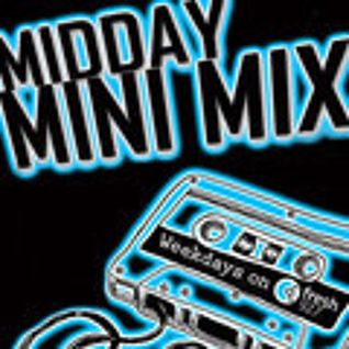 DJ NIK C aka Lucky Jr - MIDDAY MINI MIX on FRESH 92.7 Radio (TECHNO) SEP2015