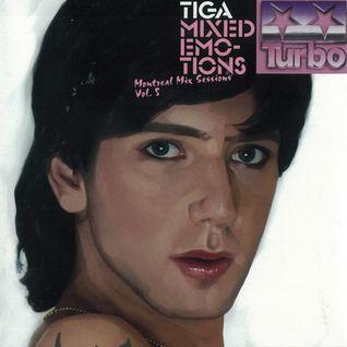 Tiga - Mixed Emotions (CD2 Bonus Electro Funk)  15 years later.