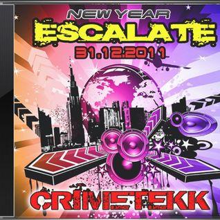 31.12.2011 CRIMETEKK@NEW YEAR ESCALATE Postkutsche Mattsee