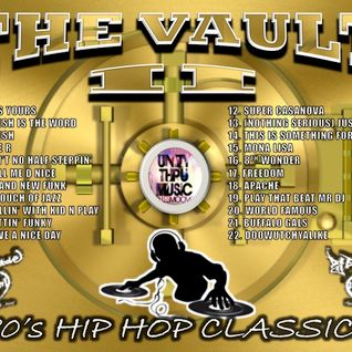 THE VAULT II - 80'S HIP HOP CLASSICS