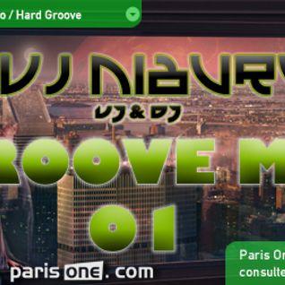 Dvj Niburu - Groove Me 01 (Paris One Reverse)