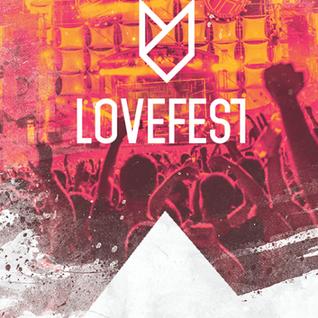Martin Buttrich @ Lovefest 2016 - Vrnjacka Banja Serbia August 2016