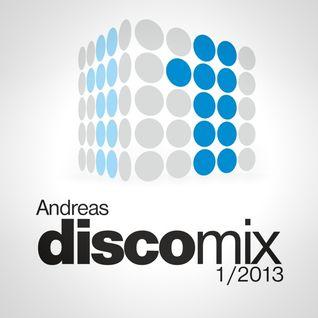 Andreas Discomix 1/2013