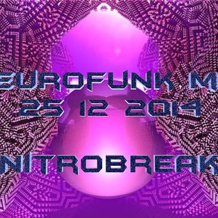 neurofunk mix 25 12 2014 by Nitrobreak