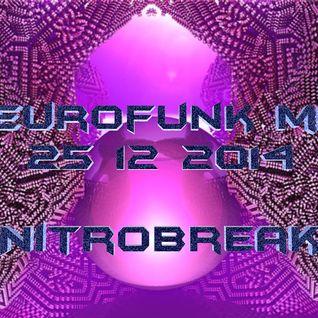 neurofunk mix 25 12 2014 by Nitrobreak