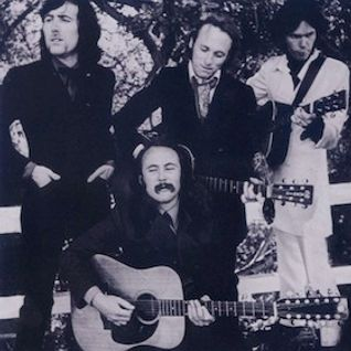 Crosby, Stills & Nash (+Young) A Selection From the First 3 Albums