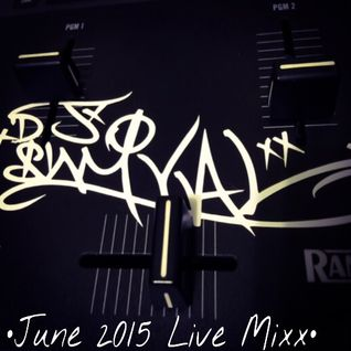 Dj Swival June 2015 Live mixx