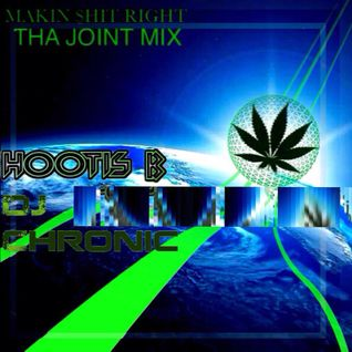 MAKIN' $HIT RIGHT-Tha JOINT MIX-HOOTIS B-DJ CHRONIC