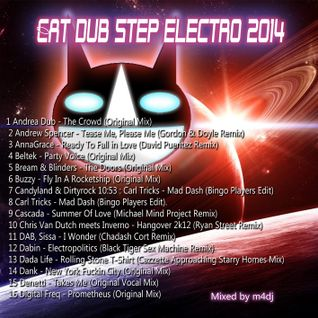 Cat dub step electro mixed by m4dj