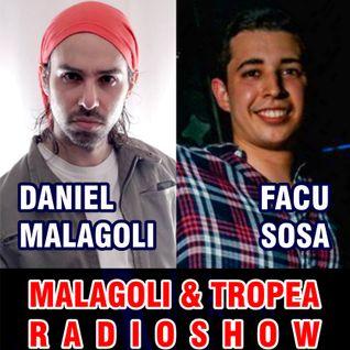 DANIEL MALAGOLI - TRANCE Dj sets @ Malagoli&Tropea RADIO SHOW - Special Guest: FACU SOSA