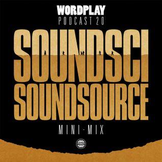 Wordplay Podcast 020   Hosted by Vice  July 2016   Soundsci Soundsource Mix   New UK & US hip-hop
