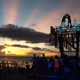 Global Destinations 32 : Sunrise Sessions @Tommy Resort .Koh Phangan Thailand Full Moon Party