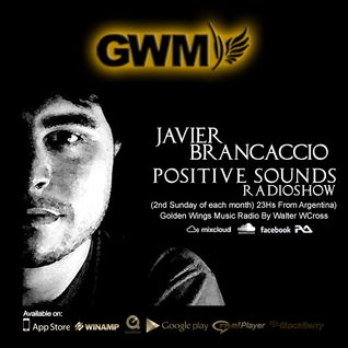 EP 13 // 12-01-2014 // Positive Sounds by Javier Brancaccio @ Golden Wings Music Radio