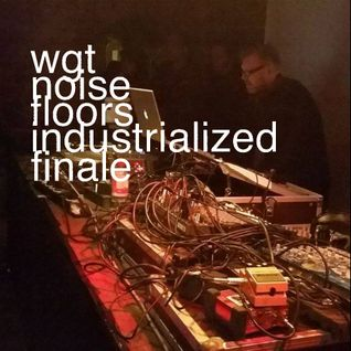 2016 Wave Gotik Treffen Noise Floors - GNM Industrialized Finale, Moritzbastei, Leipzig