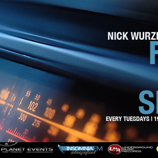 Frequenz Booking Radioshow / Nick Wurzer 01.01.2013