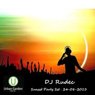 Sunset Party Set 24-08-2013