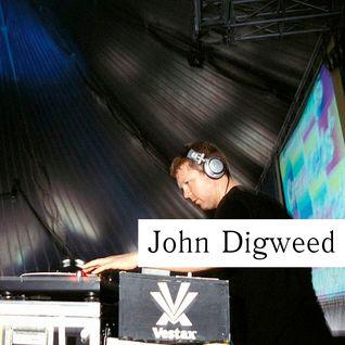 John Digweed & Joe C - Live at Simon's Gainesville Halloween, Florida (31-10-1998)