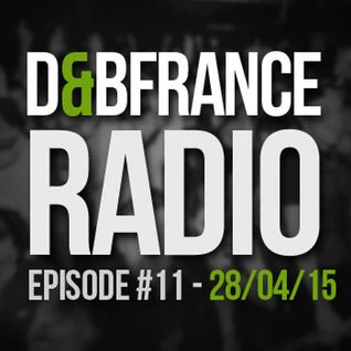 DnB France Radio Show #011 - 28 04 2015 - Hosted By Mc Fly Dj