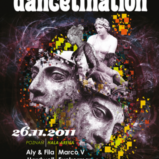 Simon & Fang @ Dancetination Next Step - Hala Arena, Poznan 26.11.2011