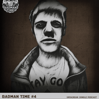 BADMANTIME PODCAST #004 (PHILKIE) [OCTOBER 2013]