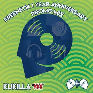 KUKILLA - Freenetik Party - 1 Year Anniversary Promo Mix