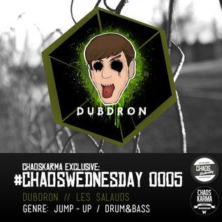 #CW 0005: Dubdron - Les Salauds // JUMP-UP DRUM&BASS