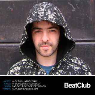 BeatClub By Alex ElVíl @ BeatLounge Radio (# 37)